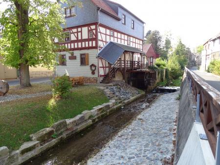 Daniela Kollascheck#Probstmühle#Nähe Mittelpunkt Deutschland#Urlaub#Freizeit#Museum#Heimat