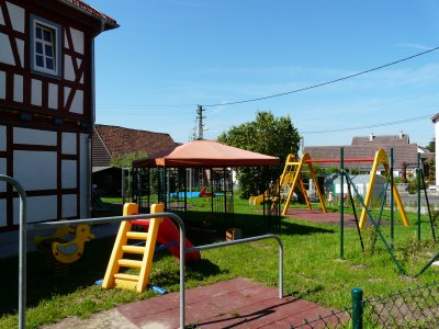 Spielplatz Kita Oberstadt