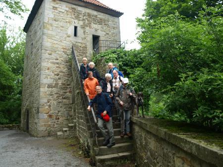 Wanderung zur Schaumburg