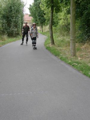 Flaeming-Skate bei Niebendorf-Heinsdorf