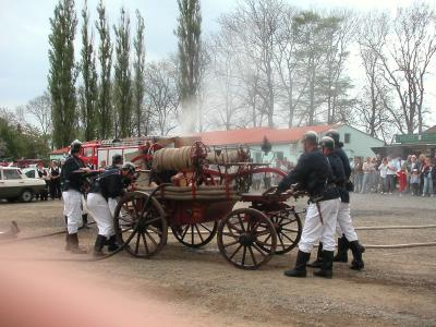 Schaubild zum 120-jährigen Gründungsjubiläum am 01. Mai 2004