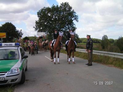 Erntefest im September 2007