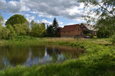 Dorfteich Hessenhagen