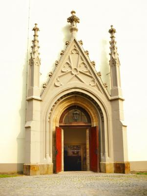 Portal der Laurentiuskirche