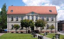 Einwohnermeldeamt und Standesamt im Rathaus Seelow