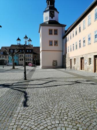 Rathausturm mit astronomischer Uhr
