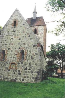 Kirche Reckenthin