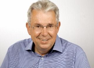 Bürgermeister Klaus-Wilhelm Rohwedder