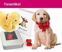 Fanartikel und Hundezubehör aller Art