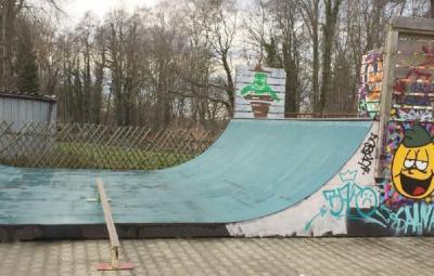 Skatepark am Stadtbad