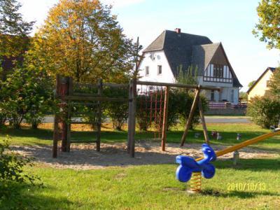 Spielplatz in Kotzen