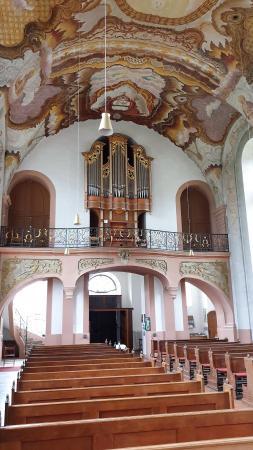 Klosterkirche Springiersbach Orgel ©SonjaMüller