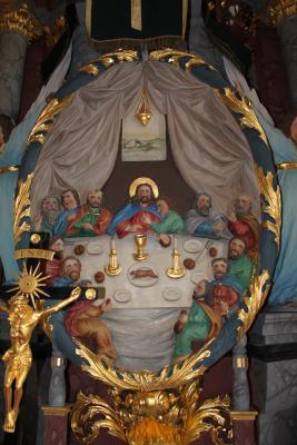 Das Altarbild.