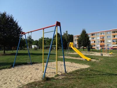 Spielplatz Str. der Jugend 6
