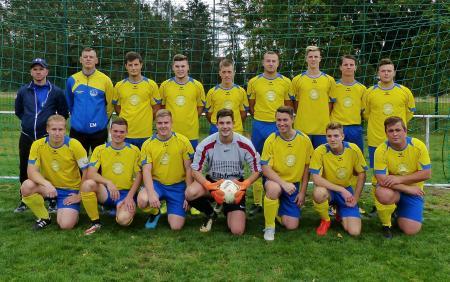 1. Männermannschaft September 2020