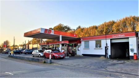 Tankstelle Becker ©SonjaMüller