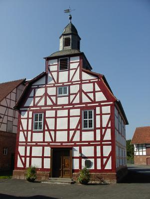 Tanner Fachwerkkirche