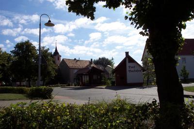 Dorfbackofen Taura