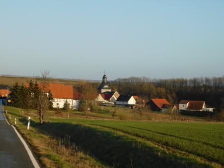 Ortslage Thüringenhausen