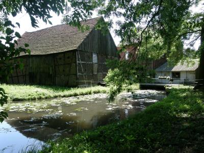 Wassermühle in Liedekahle