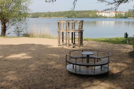 Spielplatz am Werlsee Südstrand (Am Eichbrand)