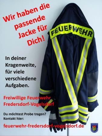 Wir haben die passende Jacke für dich!