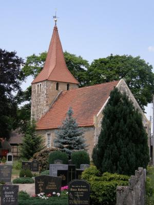 Kirche in Zagelsdorf