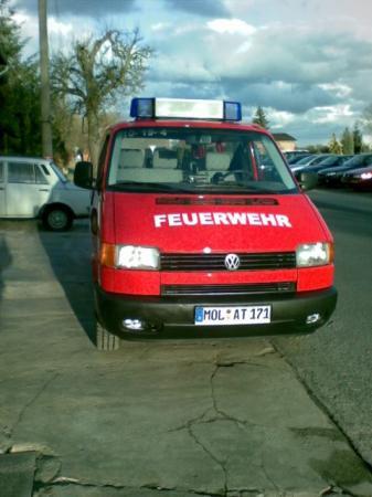 MTW der Feuerwehr Zechin