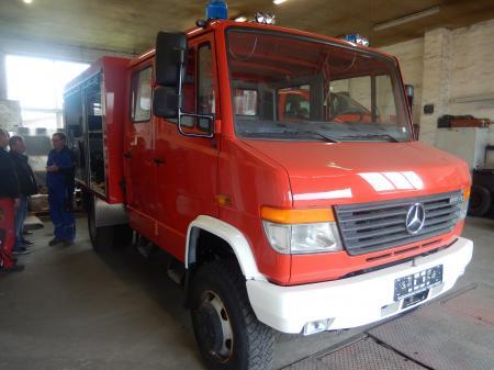 TSF-W der Feuerwehr Zechin