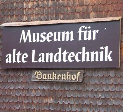Vorschau:Museum für alte Landtechnik