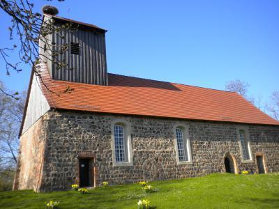 Kirche Groß Fredenwalde