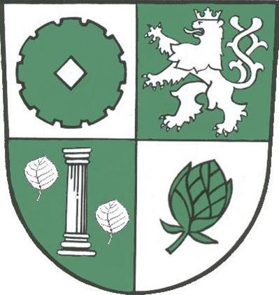 Wappen der Gemeinde Kutzleben