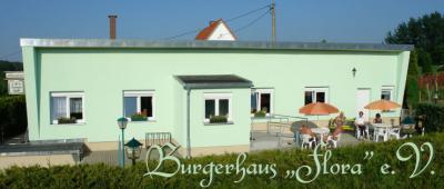 "Bürgerhaus ""Flora"" im Juni 2013"