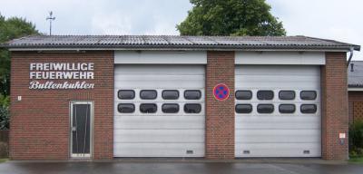 Feuerwehrgerätehaus Bullenkuhlen
