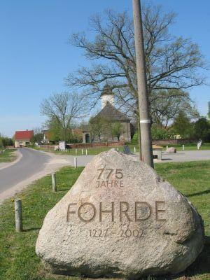 Villa Fohrde