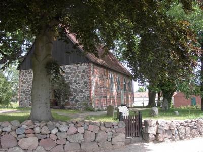 Kirche in Halenbeck