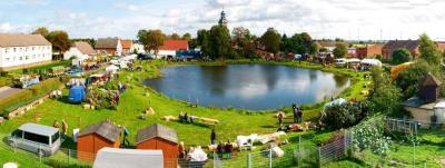 2010 - Kreiserntedankfest des Landkreises Uckermark in Wismar