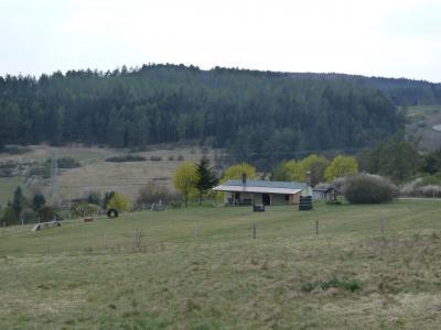 Übungsgelände auf dem HARZERBERG (442 m)