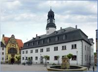 Rathaus und Altes Rathaus