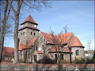 Kirche in Kade