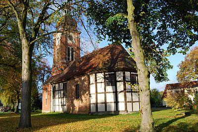 Kirche in Ferchesar