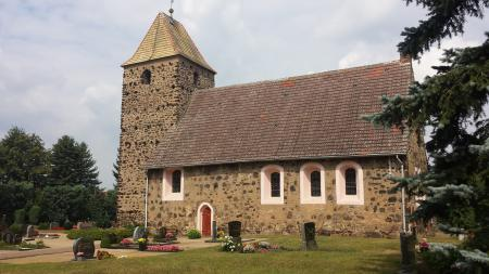 Kirche Wiederau