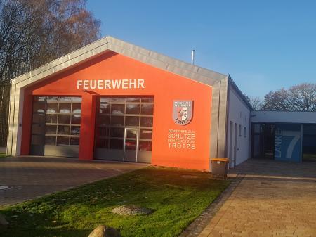 Ortswehr Lanke, Foto: Gemeinde Wandlitz