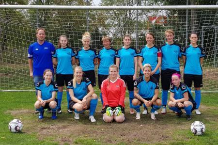 Frauen II - Mannschaft 2020