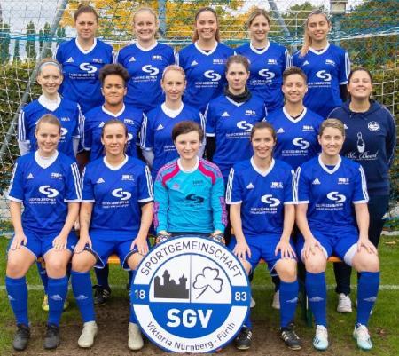 Frauen I - Mannschaft 2020