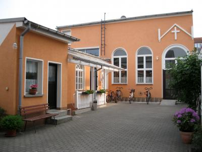 Haus der Landeskirchlichen Gemeinschaft in der Rathausstr. 31