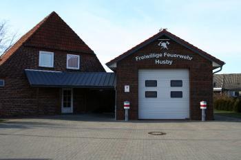 Feuerwehrgerätehaus Flensburger Str. 1 a