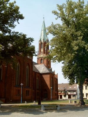Kirche in der Burgstraße