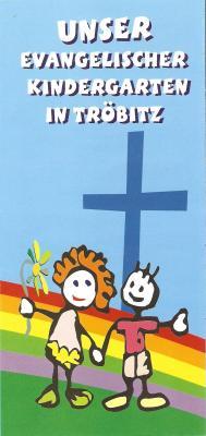 Ansicht: Logo Unsere Evangelischer Kindergarten Tröbitz
