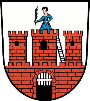 Wappen der Stadt Dahme/Mark